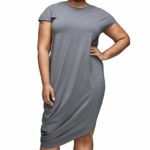 Universal Standard Slate Geneva Dress